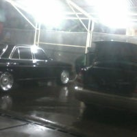 Photo taken at CM 99 Carwash by cenno c. on 4/10/2014