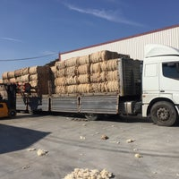 Photo taken at Omka Wool Scouring Company by Ömer S. on 9/8/2018
