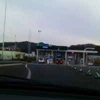 Photo taken at 山元IC by Hisashi K. on 2/12/2013