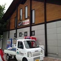 Photo taken at 道の駅 三本木 やまなみ by Hisashi K. on 7/17/2013