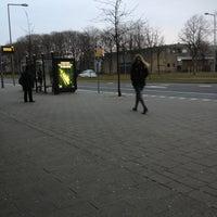Photo taken at Bushalte Metrostation Slinge by Andi M. on 4/4/2013