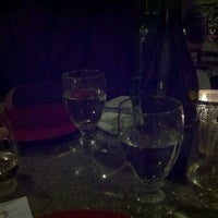 Photo taken at Glass – wine. bar. kitchen by Amy L. on 2/1/2013