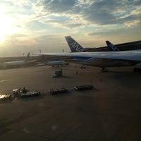 Photo taken at NRT - GATE 53 (Terminal 1) by Daniel Y. on 10/19/2012