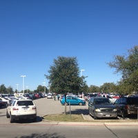 Photo taken at North Parking Lot by Oliver O. on 10/28/2012