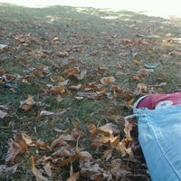 Photo taken at Nelson Park by Thulio S. on 9/19/2012