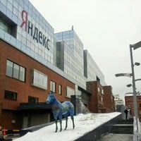 Photo prise au Yandex HQ par Сергей М. le12/25/2012