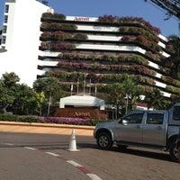 Photo taken at AVANI Pattaya Resort & Spa by aom t. on 12/8/2012