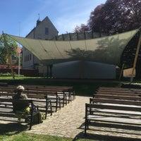 Photo taken at Almedalen by zelas h. on 5/21/2016