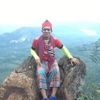 Photo taken at Gunung Baling by Arash I. on 1/29/2017