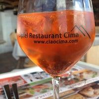 Das Foto wurde bei Gipfel Restaurant Cima von Lenny 🍸 G. am 3/21/2013 aufgenommen