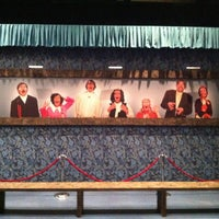Photo taken at Evan and Evelyn Anderson Theatre by Bab d. on 10/24/2012