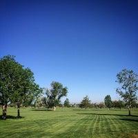 Photo taken at Aurora Hills Golf Course by Jon Reeves H. on 6/6/2014