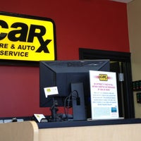 Photo taken at Car-X Auto Service by DLPM on 3/29/2013