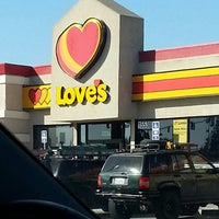 Photo taken at Love's Travel Stop by Janelle H. on 10/24/2013