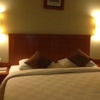 Photo taken at Royal Jelita Hotel by Pieters T. on 11/2/2012