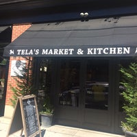 Photo taken at Tela's Market & Kitchen by J-MINK on 9/12/2014