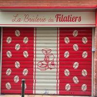 Photo prise au La Brûlerie des Filatiers par Alexandra M. le7/13/2014