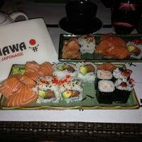 Photo taken at Okinawa Sushi by Alexandra M. on 9/18/2013