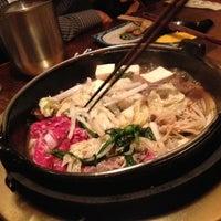Photo taken at Momokawa by CatKo on 10/12/2013