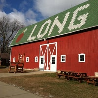 Photo taken at Long Family Orchard, Farm & Cider Mill by Michelle G. on 11/27/2013