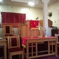 Photo taken at Mt Zion Baptist Church by Nicholle S. on 5/3/2013