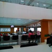 Photo taken at Perpustakaan Pusat Unand by Dian Rezki F. on 1/16/2014