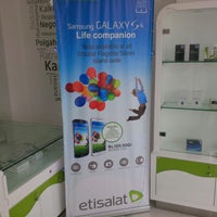 Photo taken at Etisalat Boralla Flagship Store by Mohamed S. on 6/21/2013