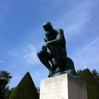 Photo taken at Musée Rodin by Camilla S. on 8/13/2013