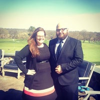 Photo taken at Glen Ridge Country Club by Amanda A. on 4/20/2014