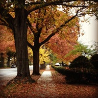 Photo taken at Glen Ridge Country Club by Amanda A. on 10/27/2012