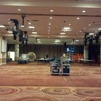 Photo taken at Gold Strike arena by Rasta MAN B. on 12/27/2012