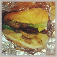 Photo taken at Five Guys by Mrs. P. on 1/26/2013