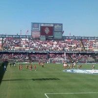 Foto tomada en Estadio Nemesio Diez por David D. el 1/27/2013