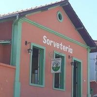 Photo taken at Sorveteria Por do Sol by Bruno C. on 8/2/2013