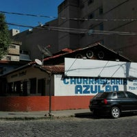 Photo taken at Churrascaria Azulão by Bruno C. on 7/6/2016