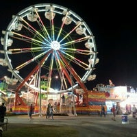 Photo taken at Pensacola Interstate Fairgrounds by Jim M. on 10/20/2012