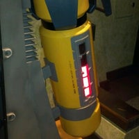 Photo taken at Monsters, Inc. Laugh Floor by Hunter B. on 1/4/2013