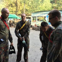 Photo taken at Silt Paintball by Maciej G. on 8/15/2015