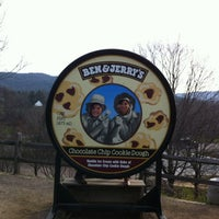 Photo taken at Ben & Jerry's by Celena M. on 11/24/2012