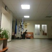 Photo taken at JEWISH COMMUNITY OF ESTONIA by Viktoria T. on 9/27/2012
