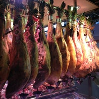 Photo taken at Mercat de Sant Josep - La Boqueria by Tatyana B. on 4/24/2013