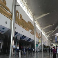 Photo taken at Chaudhary Charan Singh International Airport (LKO) by Chats C. on 4/14/2013