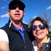 Photo taken at Agawam Municipal Golf Course by John K. on 10/20/2013