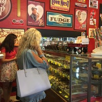Photo taken at Old Market Candy Shop by Ben G. on 7/17/2016