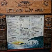 รูปภาพถ่ายที่ Leilani's Cafe โดย Maricel P. เมื่อ 12/29/2012