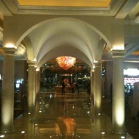 Photo taken at Borgata Hotel Casino & Spa by Алёна П. on 10/18/2012