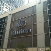 Photo taken at New York Hilton Midtown by Алёна П. on 10/12/2012
