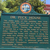 Photo taken at Dr. Peck House by Emilie A. on 5/9/2015