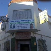 Photo taken at CAFETERÍA RESTAURANTE SEVILLA - VEDIJA by Salvador H. on 11/12/2013