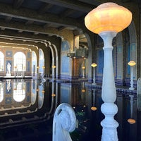 Photo taken at Hearst Castle Roman Pool by Marie-Louise S. on 11/26/2016